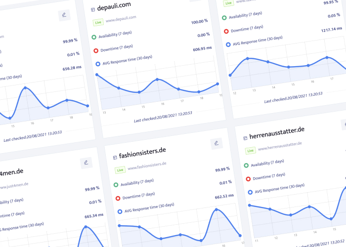 Is Your Website Down? Use a Website Uptime Monitoring Service